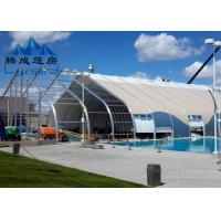 Modular Multi-Sports Halls Waterproof Aluminum Sporting Event Tents Outdoor Manufactures
