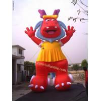 inflatable monster model carton character Manufactures