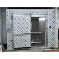 Walk - in Cold Room Commercial Refrigerator Freezer Double Sided Polyurethane Thermal Insulation Board Manufactures