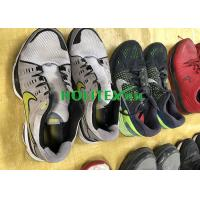 Colorful Used Mens Shoes Big Size Mixed Type Second Hand Sports Shoes Manufactures