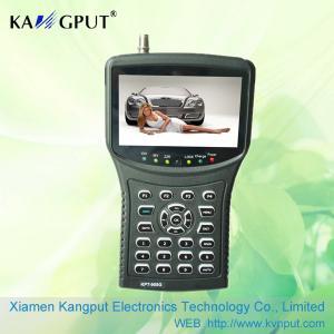 4.3Inch TFT LED Handheld Multifunctional Satellite Finder&Monitor Manufactures
