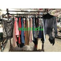 Buy cheap Comfortable Used Summer Clothes Cotton Material Second Hand Skirts For Girls from wholesalers