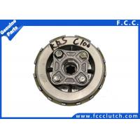 FCC 125cc Motorcycle Clutch Assembly For Honda KRS Honda C100 OEM Service Manufactures