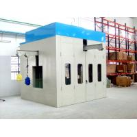 Auto paint booth HX-800 Manufactures
