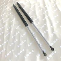 Chrome Industrial Gas Spring Strut For Wall Bed Machinery 480mm Llength 1100N / 110KG Manufactures