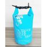 Light-Weight Tarpaulin PVC 2L Waterproof Dry Bags , Rolling-top  Dry Tube Bag Manufactures