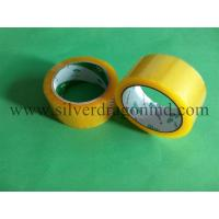 Strong adhesive BOPP packing tape size 48mm x 50m Manufactures