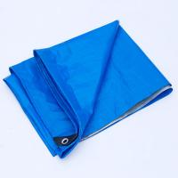 Easy Folded PE Tarpaulin Sheet color Customized For Truck Cover / Boat Cover Manufactures