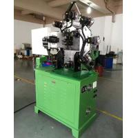 Ten Axes Computerized Tension Spring Machine High Output With Machine Hand Manufactures