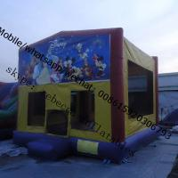 small inflatable bouncer mickey mouse inflatable bouncer Manufactures