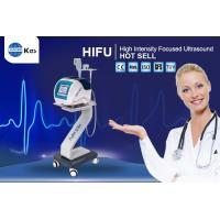 High Intensity Focused Ultrasound Wrinkle Removal HIFU Machine No Side Effects Facial Skin Care HIFU Machine Manufactures