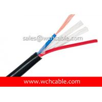 UL PVC Cable, AWM Style UL2969 20AWG 2C VW-1 80°C 30V, HDPE / PVC Manufactures