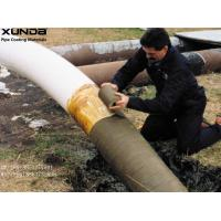 Petrolatum Petroleum Wax Pipe Protection Tape Coating For Exterior Of Steel Pipe