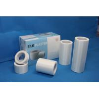 Surgical Silk Adhesive Tape 1.25cm 2.5cm 5cm 7.5cm 10cm / 5m 10m Medical Tape Manufactures