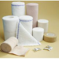 2021 U-Phten Blue Color Elastic Crepe Bandage for medical with good quality and price Manufactures