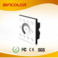 P5 AC85-265V multizone led dim touch panel dmx dimmer controller Manufactures