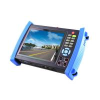 Quality Digital Multimeter CCTV Tester , 7'' HD SDI Visual Fault Locator TDR Cable for sale