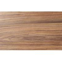 Quality 0.5 mm Santos Rosewood Crown Cut Veneer , Red And Yellow Veneer for sale