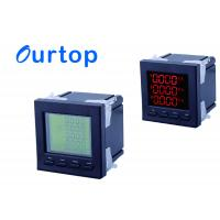 Muliti Function Electronic Electricity Meter For Energy Calculation / Data Display Transmission Manufactures