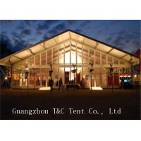 A Shaped Tent Meeting Revival Flame Retardant For Worshiping Or Praying Manufactures