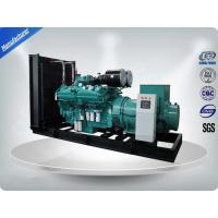 50Hz 180kw / 225kva Silent Cummins Diesel Generator Set With Stamford Alternator Diesel Generator Manufactures