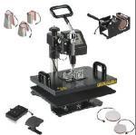 Heat Press Machine HP8in1 Manufactures
