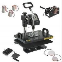Heat Press Machine HP8in1 Manufactures