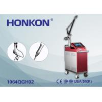 HONKON 1064 Nm 532Nm 2000mj Q Switch Nd YAG Laser Tattoo Removal Pigment Removal Machine for sale
