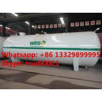 high quality ASME standard Q345R material 32tons lpg gas tank for sale, best price CLW brand 32tons surface lpg gas tank Manufactures