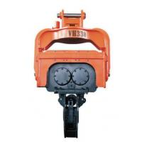 Excavator Vibration Hammer Excavator Attachment Flexiable Control Quick Speed Manufactures