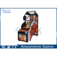 Popular Amusement Park Arcade Basketball Game Machine Coin Operated Manufactures