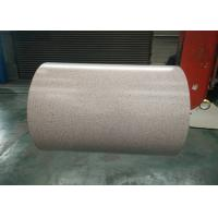 China Coloured Prepainted Galvalume Steel Coil Full Hard JIS G 3318 Heat Reflective on sale