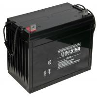 AGM Deep Cycle Lead Acid Battery 12v 135ah / 134ah For Off Grid Power Manufactures