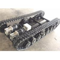 Durable Rubber Track Undercarriage 2000mm X 1410mm X 410mm Dp-qdhm-148 Manufactures