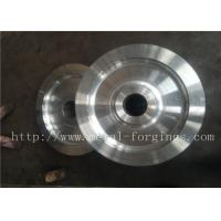 Customized Hardness 34CrNiMo6 Forged Gear Blank Ring Quenching and Tempering For Wind power Gear Box Manufactures