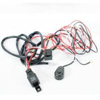 China 12V 40A Relay ONOFF Switch LED Light Bar Wiring Harness on sale