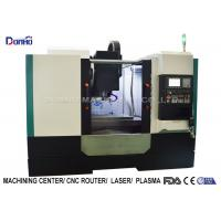 Buy cheap PMI Ball Screw Small Vertical Machining Center For Aluminium Processing from wholesalers