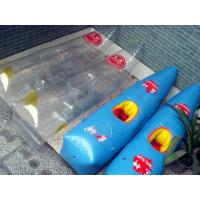 PVC Inflatable Water Toys Walk On Water Shoes / Walking In The Water , Durable Manufactures