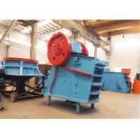 Easy to USE crushing machine ERJ-E 48-36 Jaw Crusher construction aggregate Manufactures