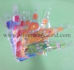 Beverage Plastic bag with Bottle shape Manufactures