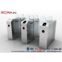 Barcode Cargo Door Waist Height Turnstiles Turnstile Barrier Gate Electric Access Control Turnstile With CE approved Manufactures