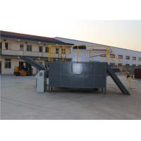 features start and stop electrical system single shaft shredder model machine