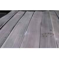 Quality Natural Walnut Wood Veneer Sheet For Cabinets ,  0.5mm thickness for sale