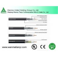 75 ohm coaxial cable high quality  RG59 RG6 RG11 Manufactures