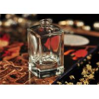 Travel Square Glass Perfume Bottles Antique With Personal Care Manufactures