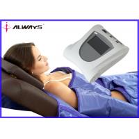 Body Firming Far Infrared Pressotherapy Slimming Machine , Buttons Control With LCD Screen Manufactures