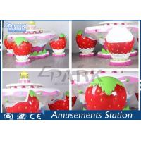 Quality Kids Indoor Playground Equipment Amusement Game Machines Strawberry Sand Table for sale