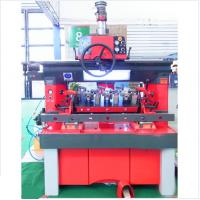 1.2 KW Spindle Motor Valve Seat Boring Machine For Gas Valve Seats 100 -1200rpm Speed Manufactures