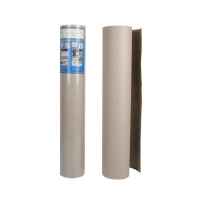 Thickness 0.82mm Width 2100mm 2700mm Waste Pulp Paper For Floor Covering