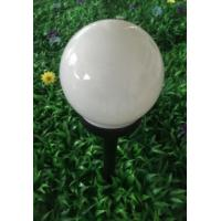 Diameter 10 Cm Solar Powered Ball Lights For Festival Celebration Illumination Manufactures